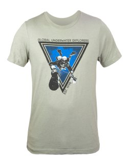 GUE T-Shirt Triangle L