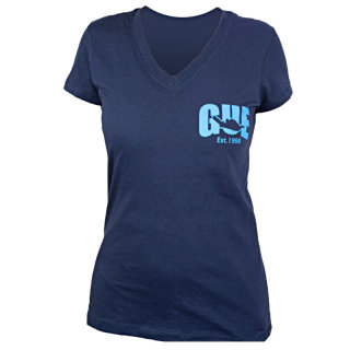 GUE T-Shirt 20th Anniversary Damen XL