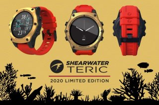 Shearwater Teric Limited Edition