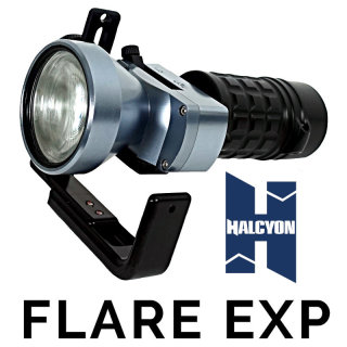 Halcyon Flare EXP Handheld