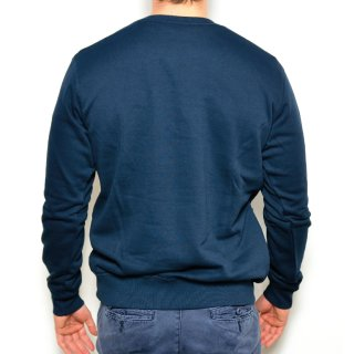 Suex Blue Sweatshirt