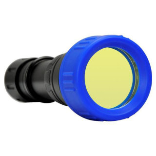 Riff Tauchlampe TL 3000 BE Blue Edition