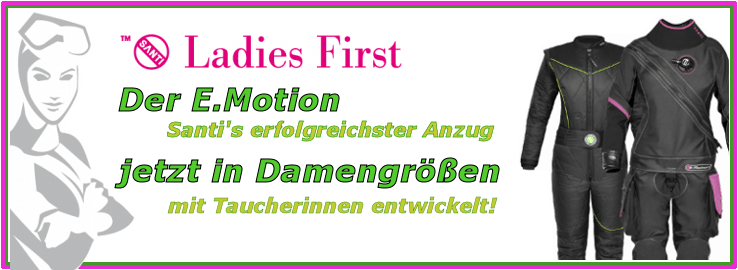 santi ladies first programm